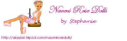 Naomi Rose Dolls